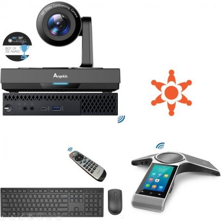 TurboMeeting Full HD Videokonferenz System