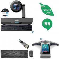 Google Hangouts Meet Videokonferenz System