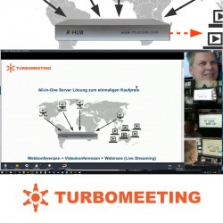 TurboMeeting Video Conferencing Server