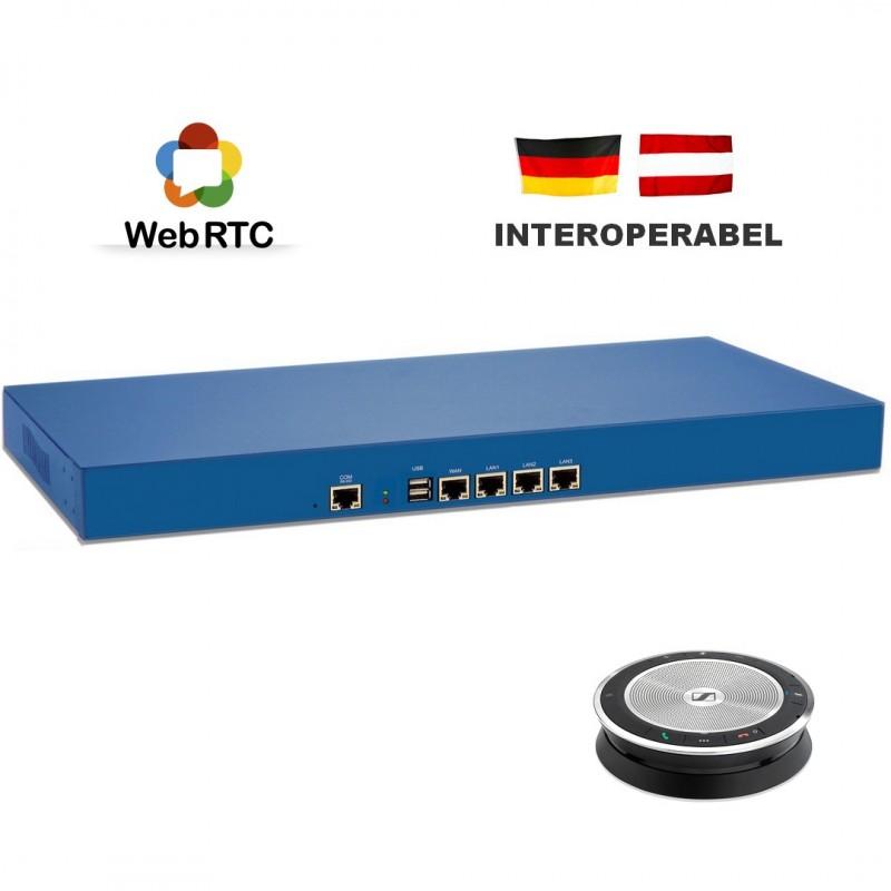 UCC Telefonanlage mit Videokonferenz