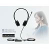 USB Headset Duo für Microsoft Teams