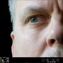 Screenshot der Videobild Qualität
