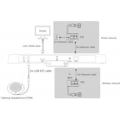 Yealink MVC210 Microsoft Teams Rooms System