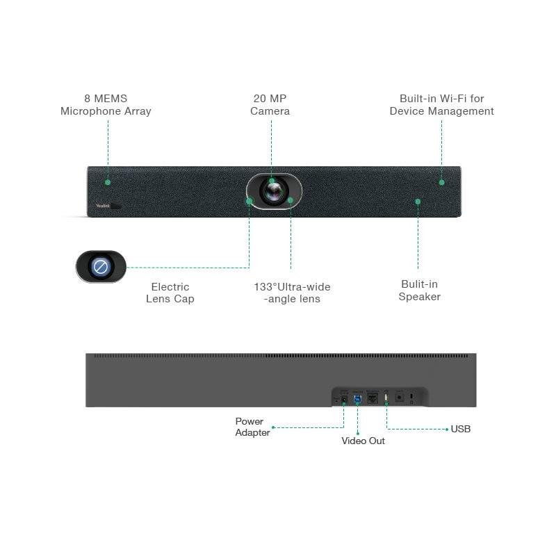 Universal VC40 Room Konferenz USB Kamera