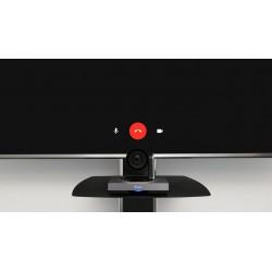 Mobiler Videokonferenz Rollstandfuß