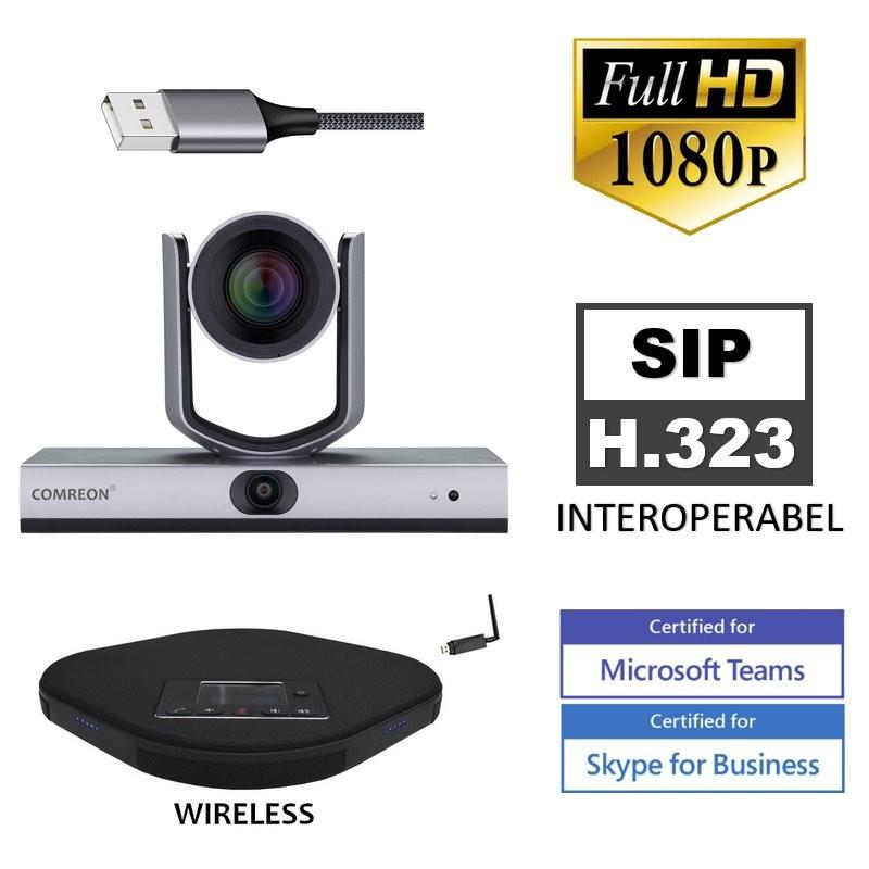 Sprecher Tracking PTZ Kamera Videokonferenzsystem
