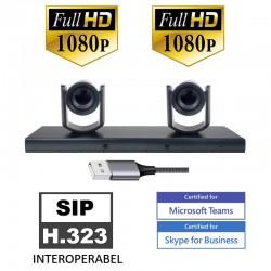 Echte Speaker Tracking PTZ Kamera