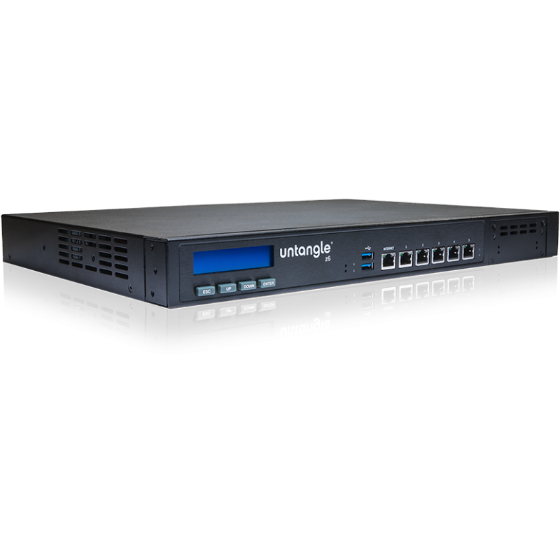 Untangle z20 Firewall Appliance