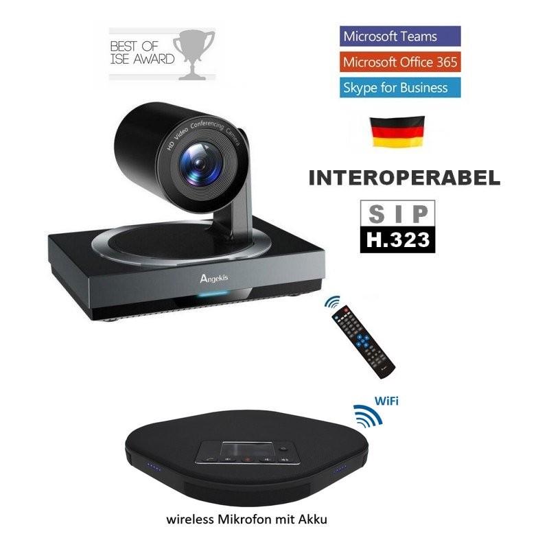 Universal Videokonferenz System inklusive Software